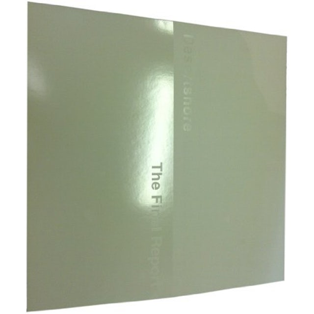 X-Tg DESERTSHORE/THE FINAL REPORT Vinyl Record