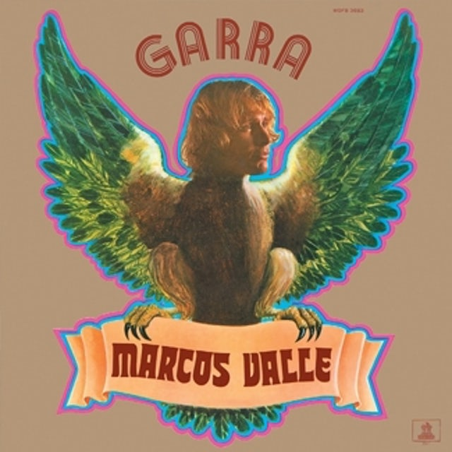 Marcos Valle GARRA Vinyl Record