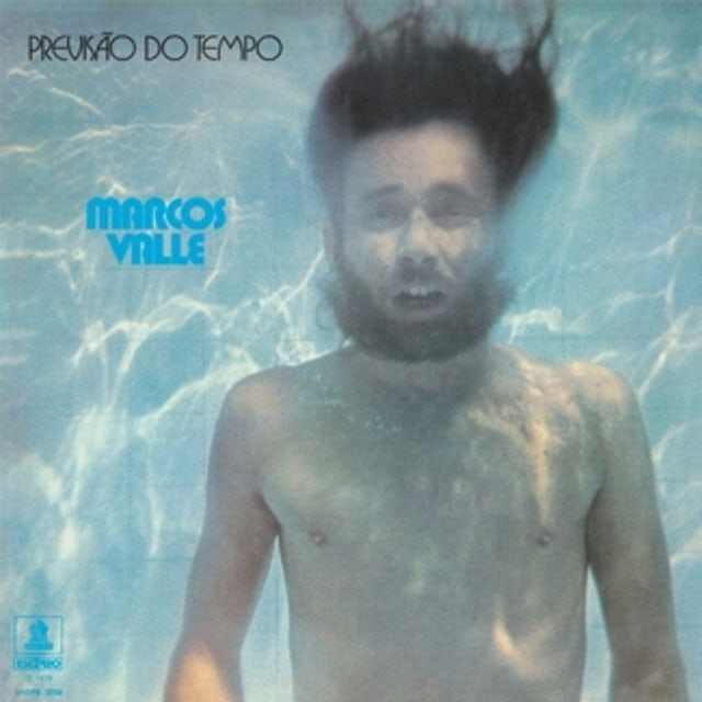 Marcos Valle PREVISAO DO TEMPO Vinyl Record