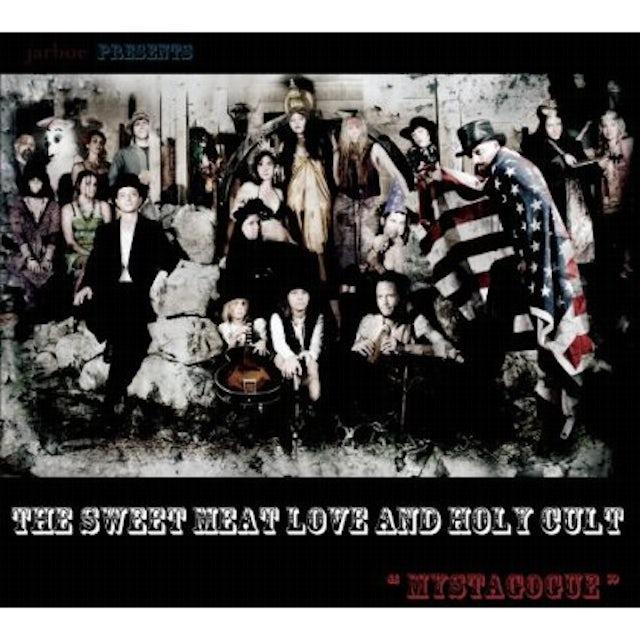 Jarboe SWEET MEAT LOVE & HOLY CULT: MYSTAGOGUE CD