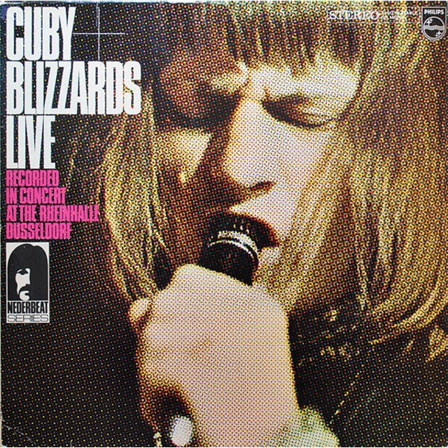 Cuby & Blizzards LIVE: IN CONCERT AT THE RHEINHALLE DUSSELDORF Vinyl Record