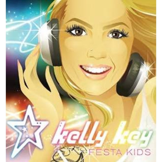 Kelly Key FESTA KIDS CD