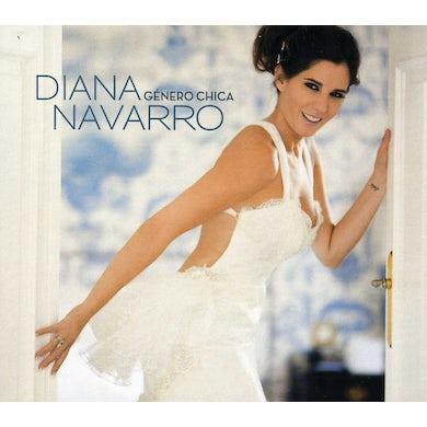 Diana Navarro GENERO CHICA CD