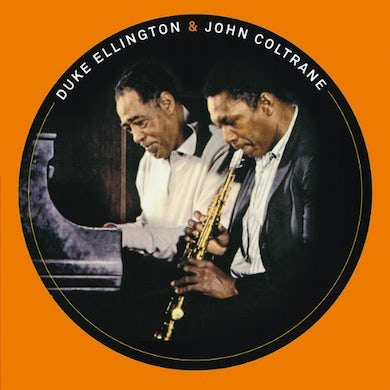 Duke Ellington ELLINGTON & COLTRANE CD