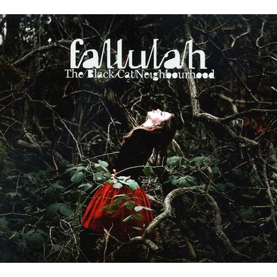 Fallulah BLACK CAT NEIGHBOURHOOD CD