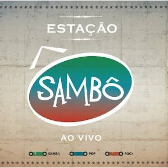 ESTACAO SAMBO CD