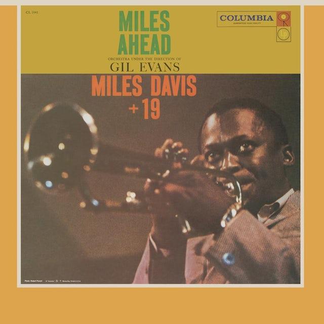 Miles Davis MILES AHEAD Vinyl Record