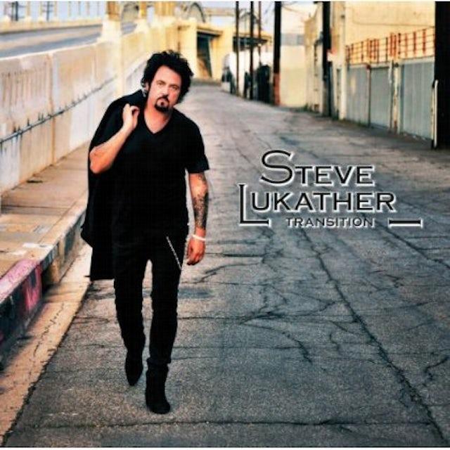 Steve Lukather TRANSITION Vinyl Record