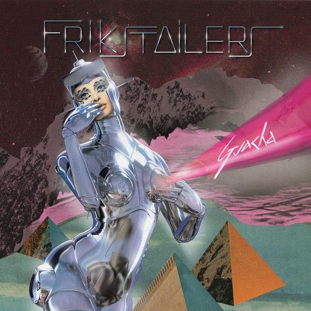 Frikstailers GUACHA Vinyl Record