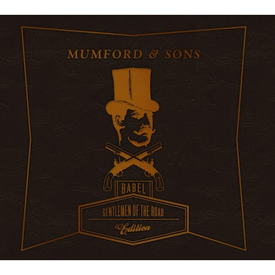 Mumford & Sons BABEL GENTLEMAN OF THE ROAD EDITION CD