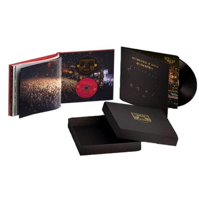 Mumford & Sons ROAD TO RED ROCKS - BOXSET CD