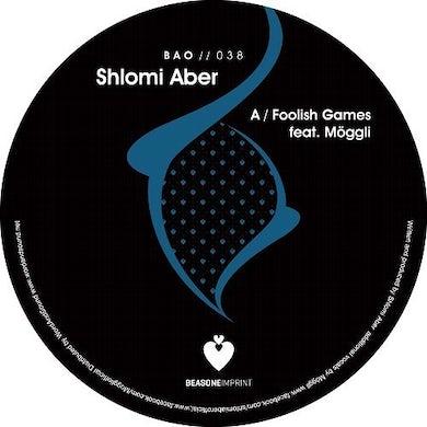 Shlomi Aber FOOLISH GAMES Vinyl Record