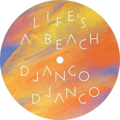 Django Django LIFE'S A BEACH Vinyl Record