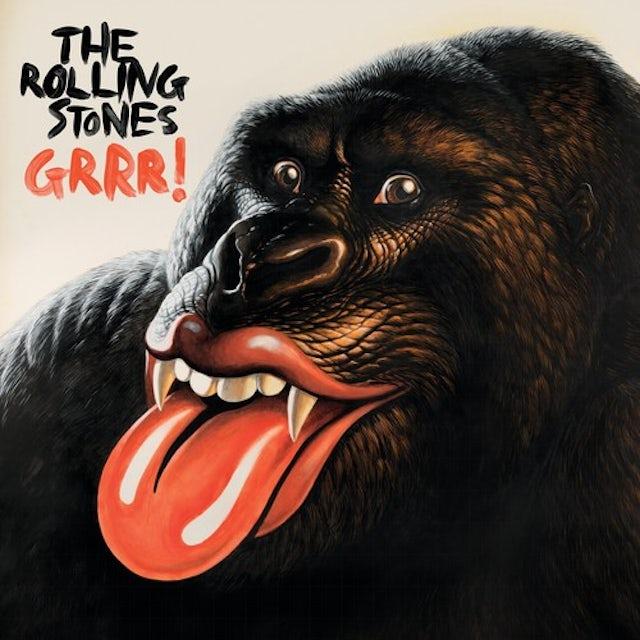 The Rolling Stones GRRR: GREATEST HITS (BOX) Vinyl Record