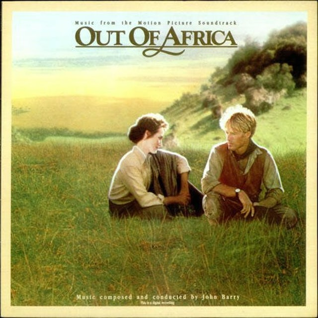 Out Of Africa / O.S.T. (Reis) (Ogv) OUT OF AFRICA / Original Soundtrack Vinyl Record