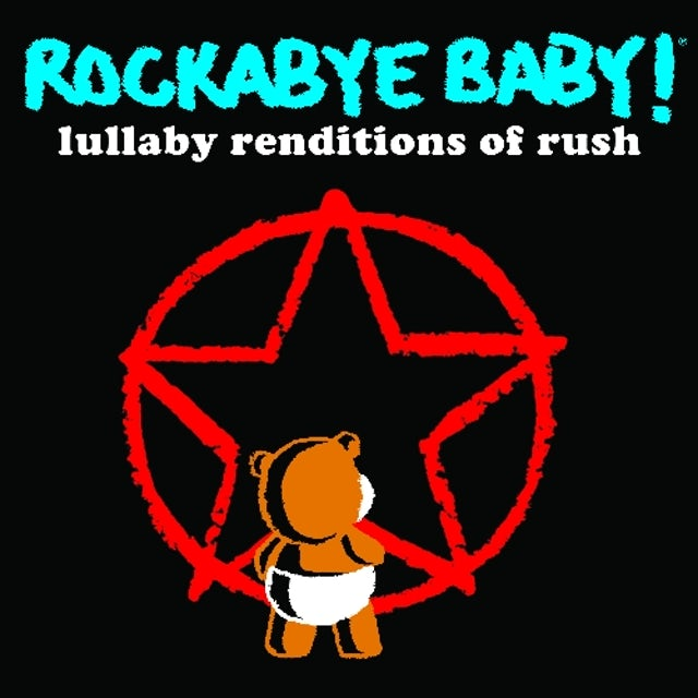 Rockabye Baby LULLABY RENDITIONS OF RUSH CD