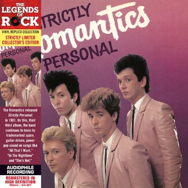 Romantics STRICTLY PERSONAL CD