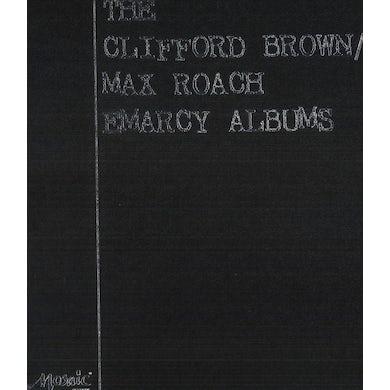 Clifford Brown MAX ROACH EMARCY ALBUMS Vinyl Record