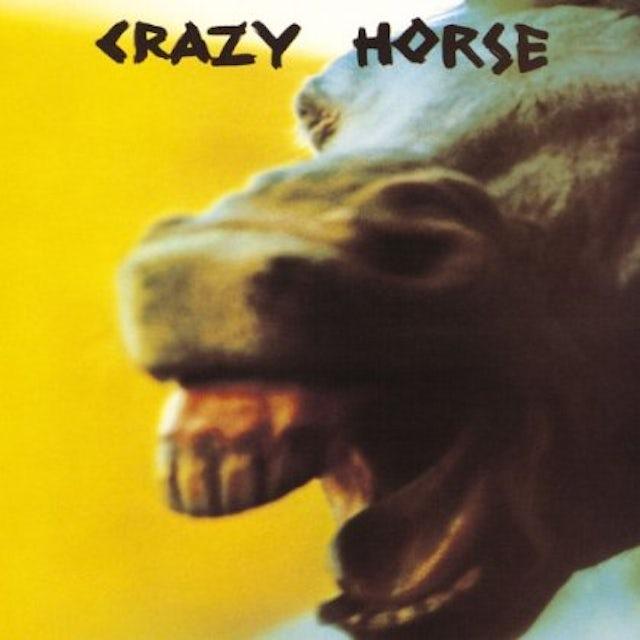 Crazy Horse Vinyl Record