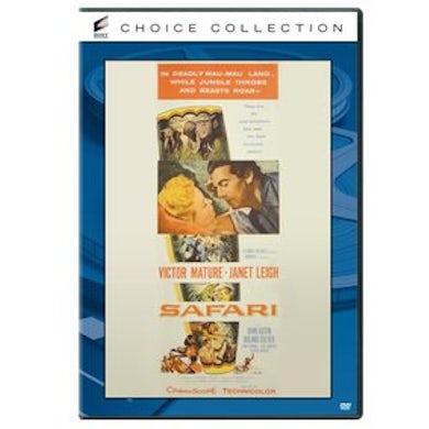 SAFARI (1956) DVD