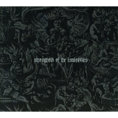 Secrets Of The Moon STRONGHOLD OF THE INVIOLABLES / THELEMA CD
