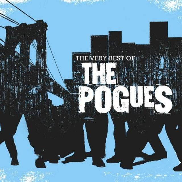 VERY BEST OF THE POGUES CD
