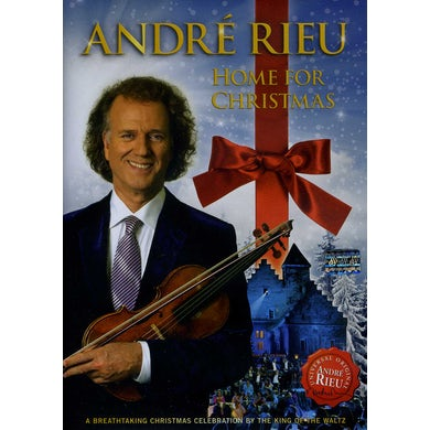 Andre Rieu HOME FOR CHRISTMAS CD