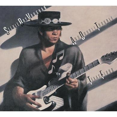 Stevie Ray Vaughan TEXAS FLOOD (LEGACY EDITION) CD