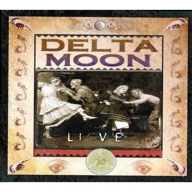 Delta Moon LIVE CD