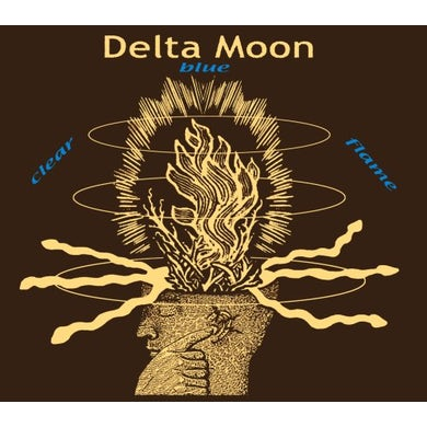 Delta Moon CLEAR BLUE FLAME CD