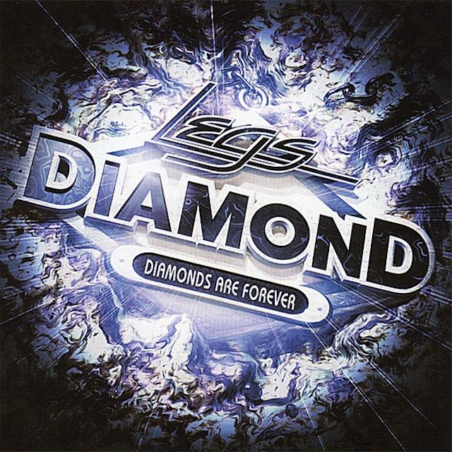 Legs Diamond DIAMONDS ARE FOREVER CD