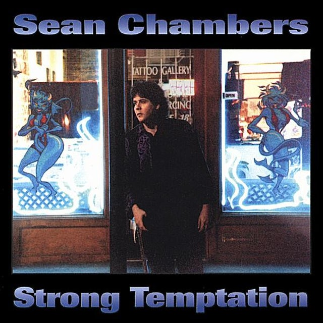Sean Chambers STRONG TEMPTATION CD