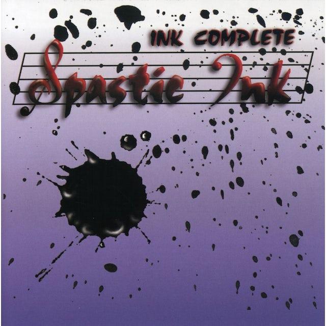 Spastic Ink INK COMPLETE CD