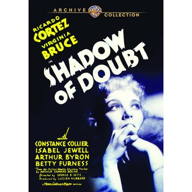 SHADOW OF DOUBT DVD
