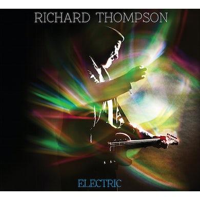 Richard Thompson ELECTRIC CD