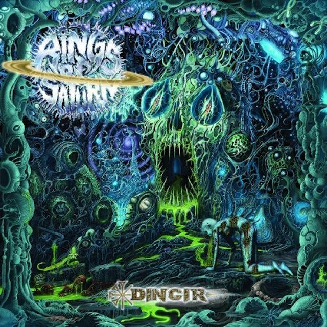 Rings Of Saturn DINGIR CD