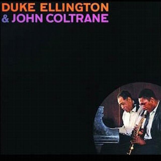 Duke Ellington ELLINGTON & COLTRANE (BONUS TRACK) Vinyl Record - 180 Gram Pressing