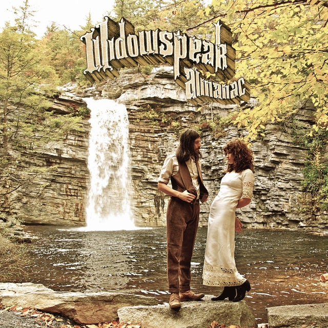 Widowspeak ALMANAC CD