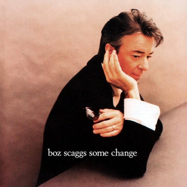 Boz Scaggs SOME CHANGE Vinyl Record