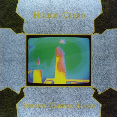 Helios Creed SUPERIOR CATHOLIC FINGER Vinyl Record - w/CD, 180 Gram Pressing