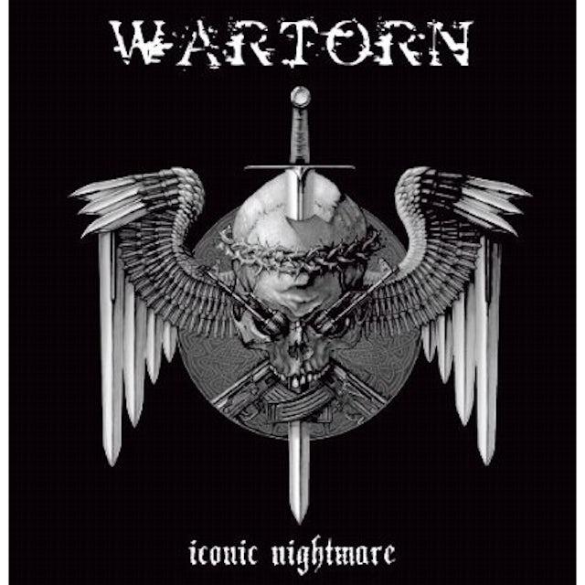 Wartorn ICONIC NIGHTMARE CD