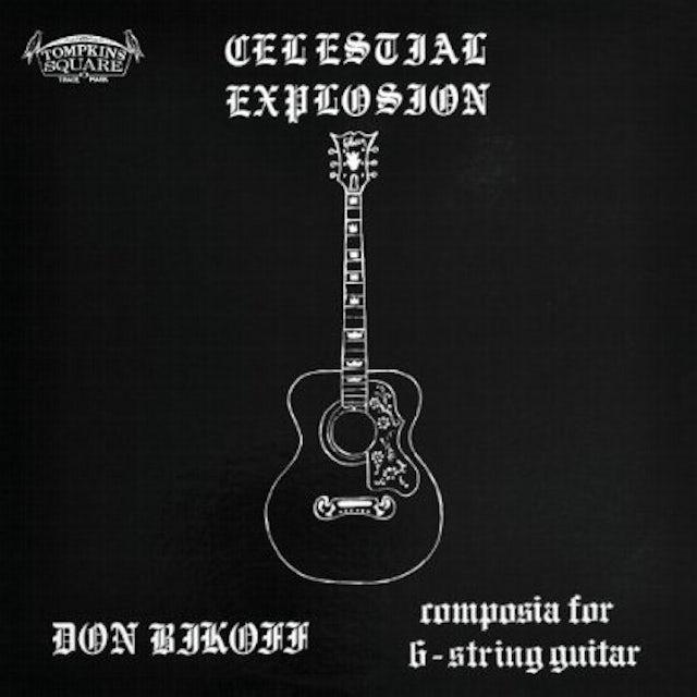 Don Bikoff CELESTIAL EXPLOSION Vinyl Record