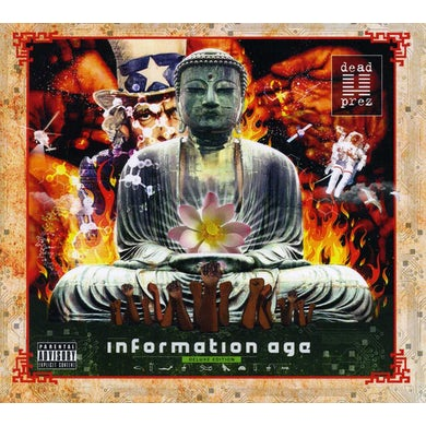 Dead Prez INFORMATION AGE CD