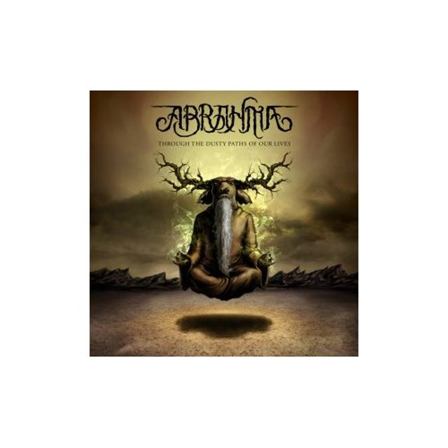 Abrahma THROUGH THE DUSTY PATHS OF OUR LIVES Vinyl Record