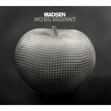 Madsen WO ES BEGINNT Vinyl Record