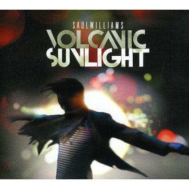 Saul Williams VOLCANIC SUNLIGHT CD