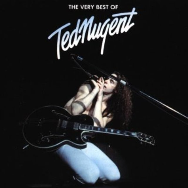 VERY BEST OF TED NUGENT CD