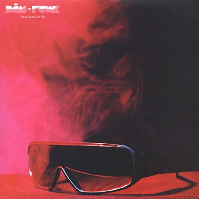 DaM-FunK TOEACHIZOWN 1: LA TRIK Vinyl Record