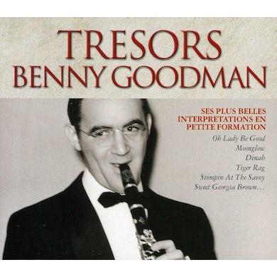 TRESORS BENNY GOODMAN CD