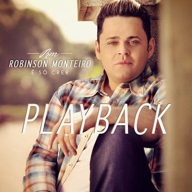 Robinson Monteiro SO CRER CD